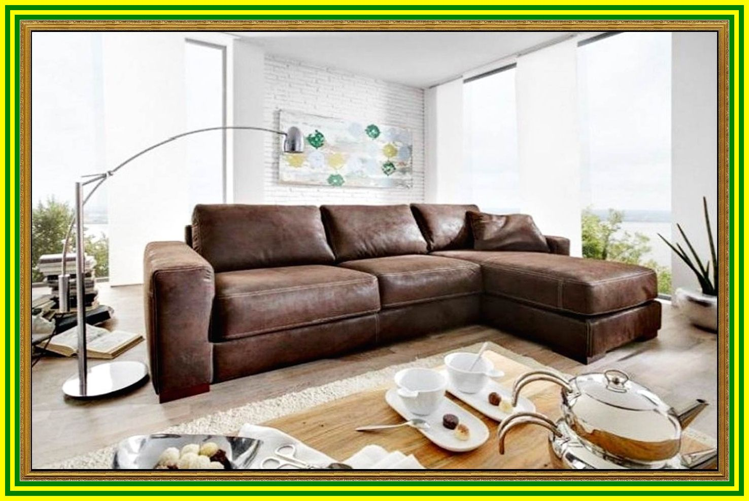 34 Reference Of Couch Braun Leder In 2020 Couch Velvet Couch Living Room Sofa