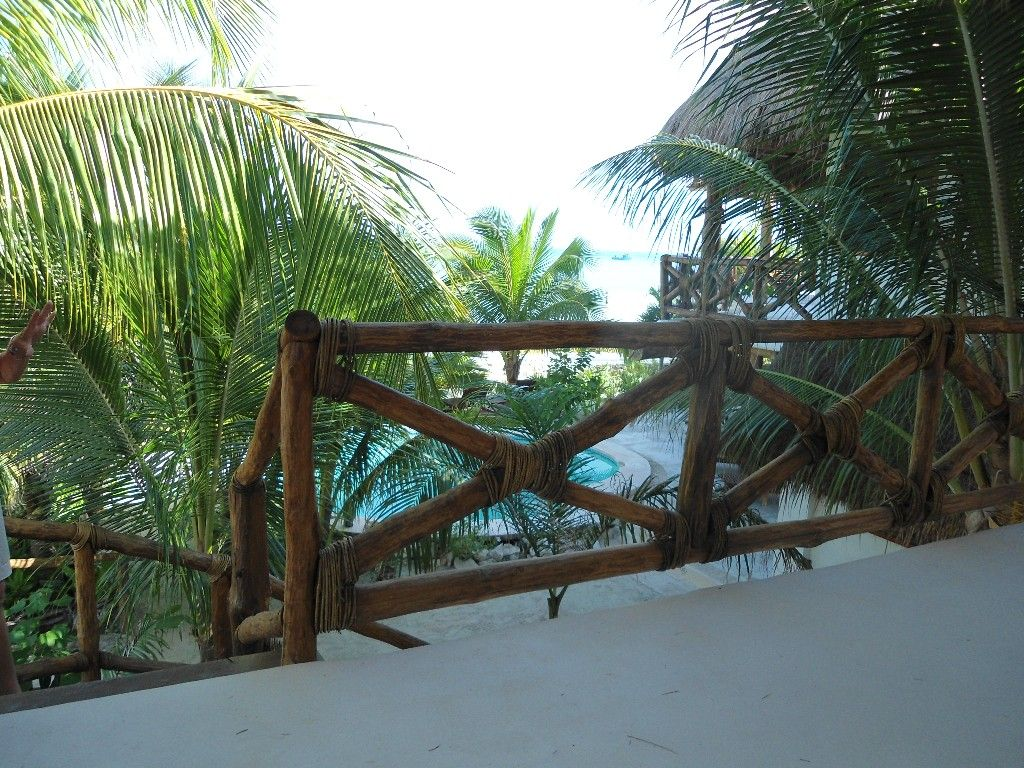 Simple Luxury Beach House Rentals | Holbox Beach Villa |Vacation Rentals Holbox Mexico