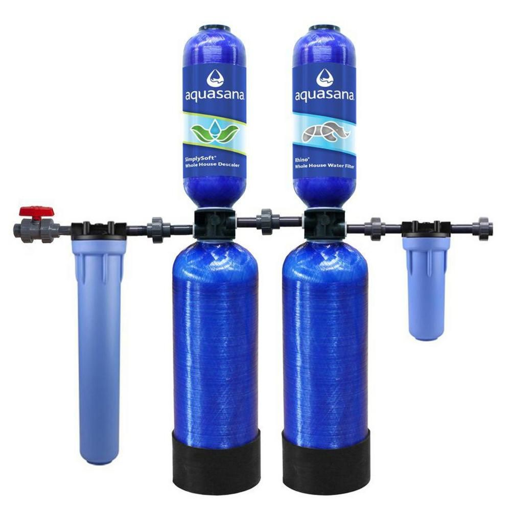 Aquasana Rhino Series 5 Stage 600 000 Gal Whole House Water