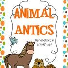 This download includes 50 ABC animal game cards, each with a different animal on it for students to put in ABC (alphabetical) order. Worksheets for...