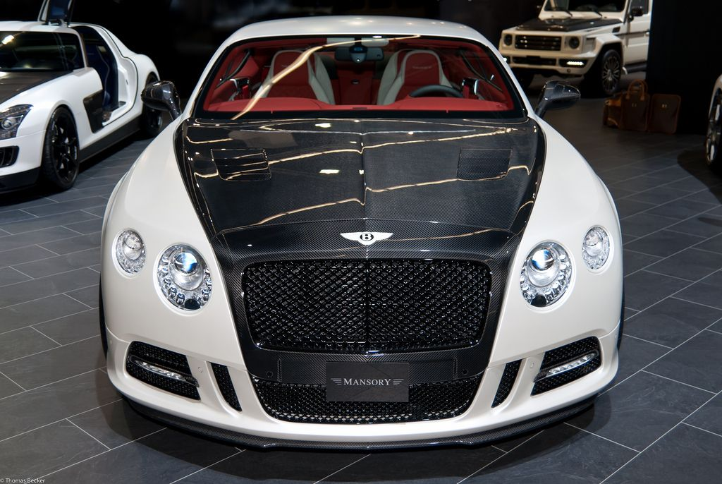 Mansory Bentley Continental Gt 71586 Bentley Continental Gt