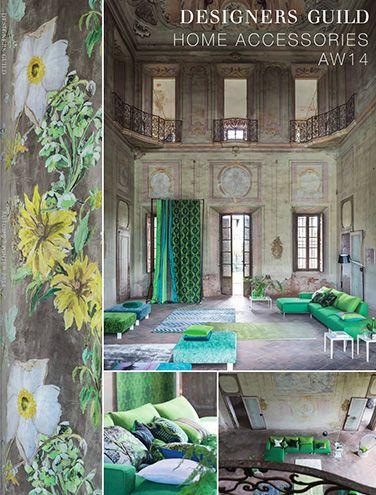 Elegant DESIGNERS GUILD HOME ACCESSORIES AW14 Part 11