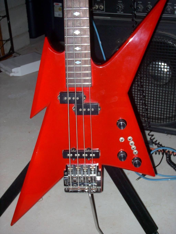Bc rich ironbird bass