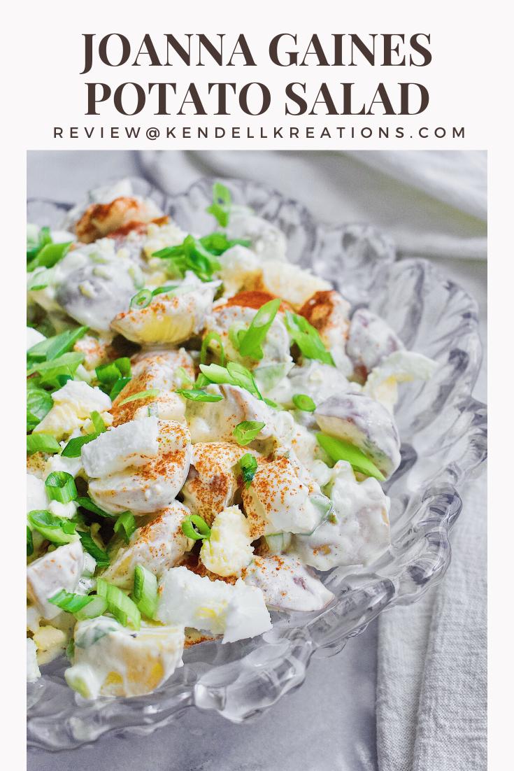 Potato Salad Recipe Joanna Gaines