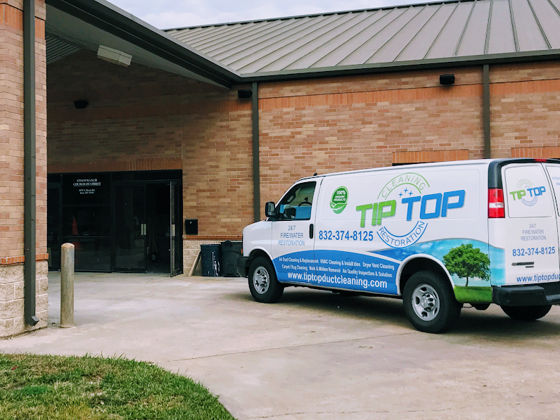 TIP TOP Air Duct Cleaning Houston — Google Local Air