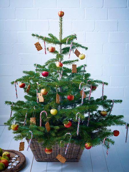 weihnachtsdeko die sch nsten ideen zum selbermachen home decoration weihnachtsbaum. Black Bedroom Furniture Sets. Home Design Ideas