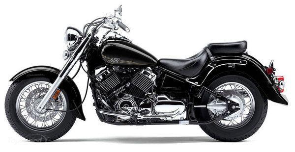 moto yamaha v