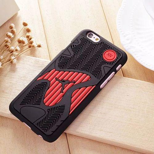 best authentic 64034 df080 BUY 1 GET 1 FREE - Air Jordan 14s iPhone Case - Black and ...