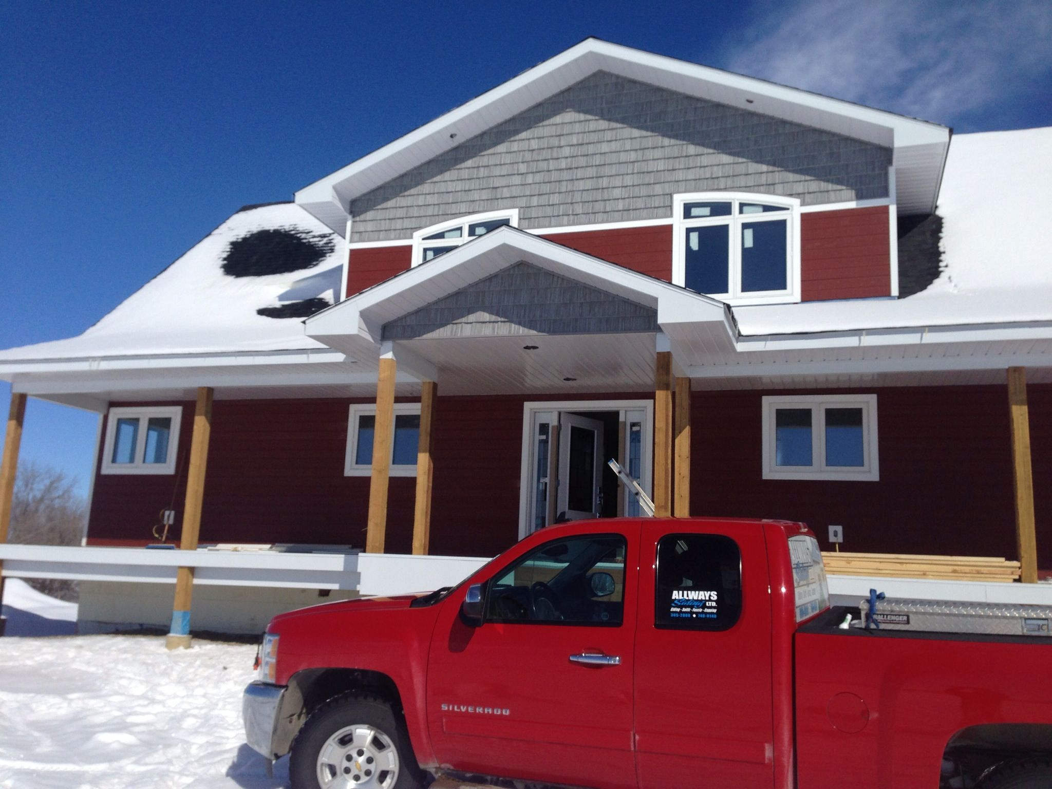 Canexel Siding And Vinyl Shakes Homes I Ve Sided
