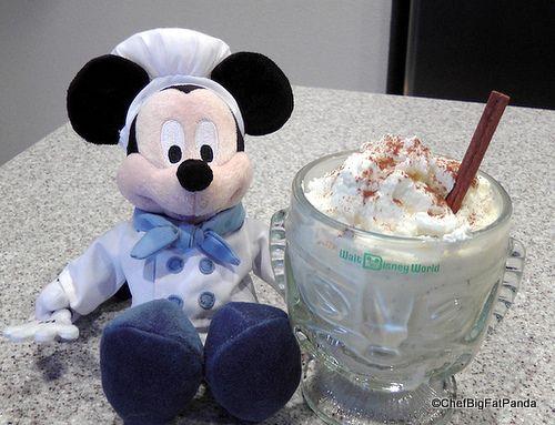 Disney Recipe: Chai Cream from Disney's Animal Kingdom Lodge | the disney food blog  #Disney #Recipes