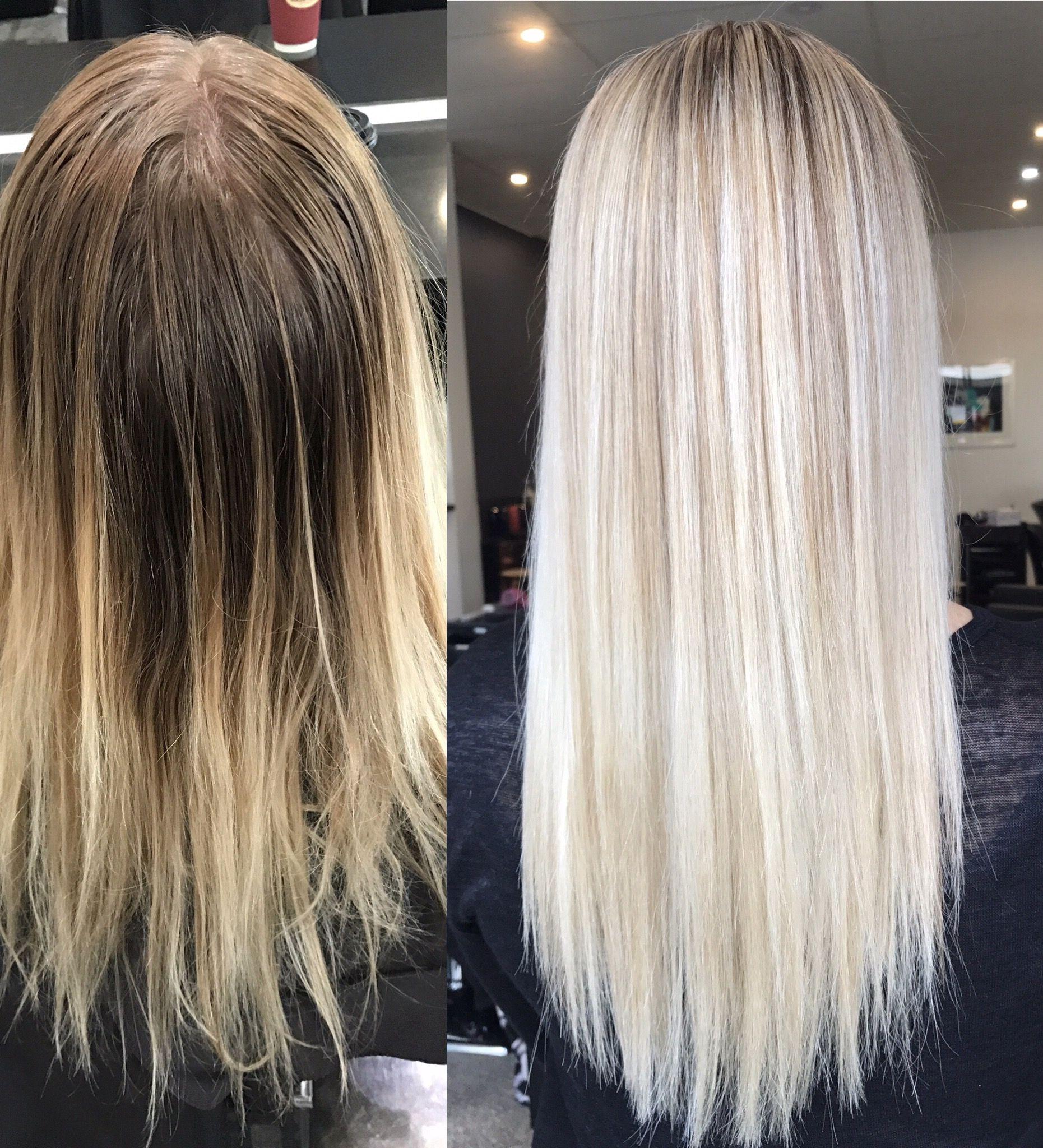 Blonde Balayage Long Hair Cool