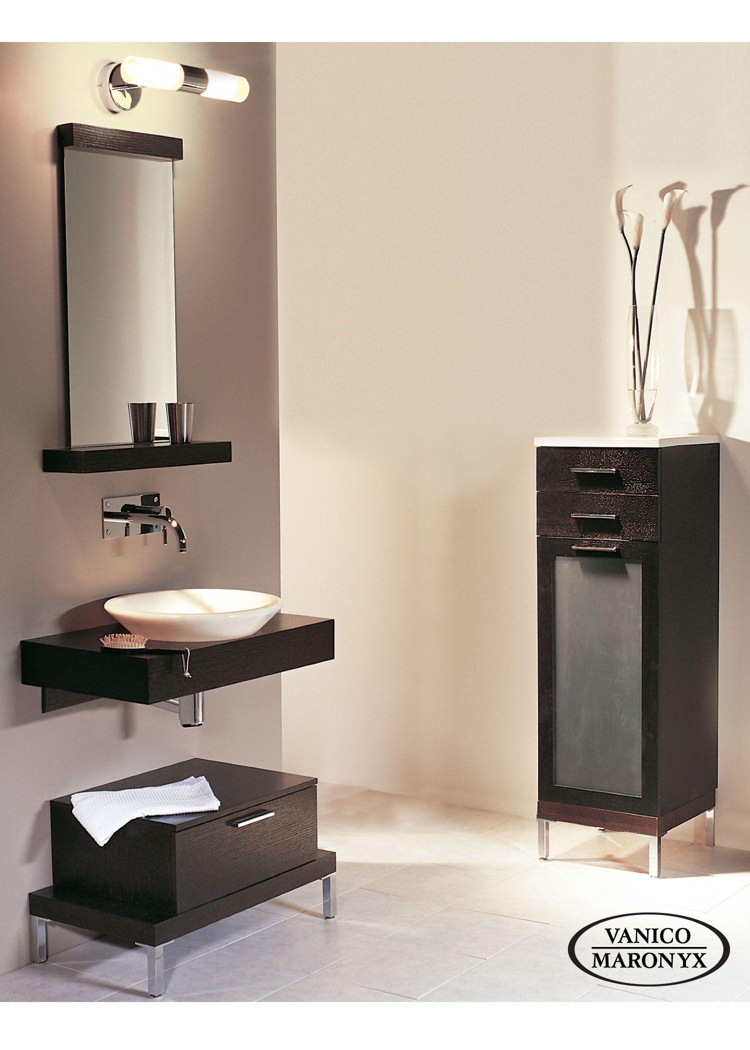 Vanico Maronyx\'s contemporary bath vanity for modern bathroom / Nu ...