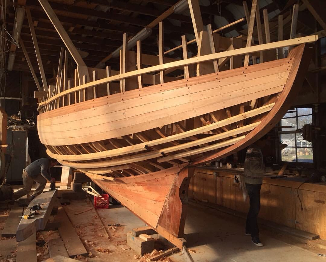 "Gannon & Benjamin Design No. 86 - SY ""Artemis"" 