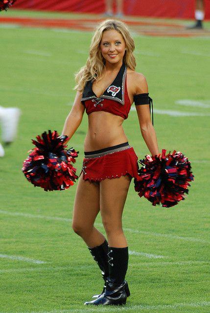 e741c7c0bbd Tampa Bay Buccaneers Cheerleader
