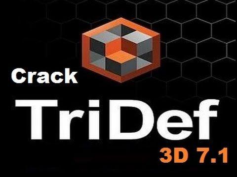 tridef 3d crack serial free