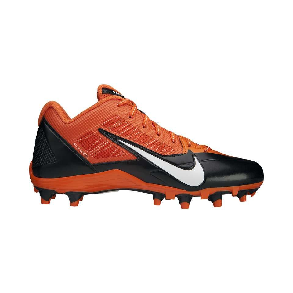 Nike Alpha Pro TD (NFL Bengals) Men\u0027s Football Cleat | $95 | gifts for