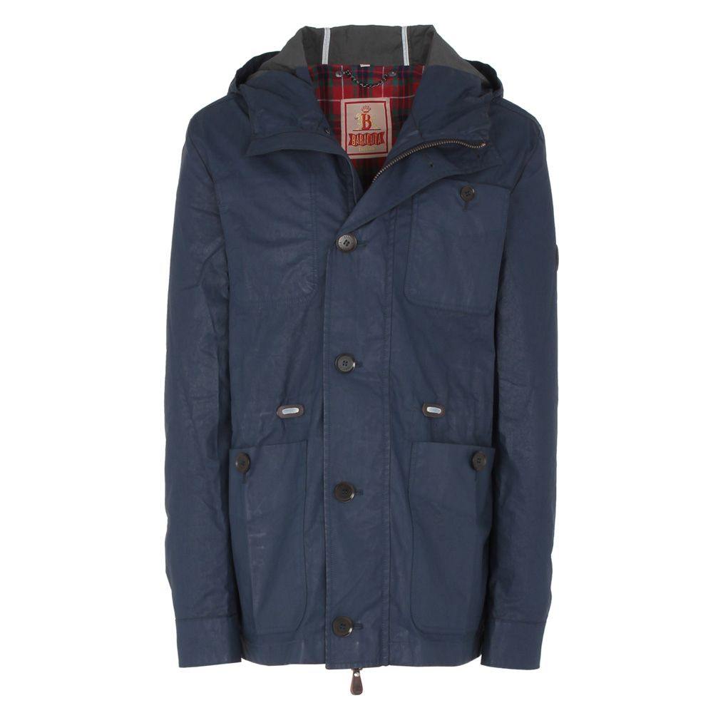 Navy Summer Parka