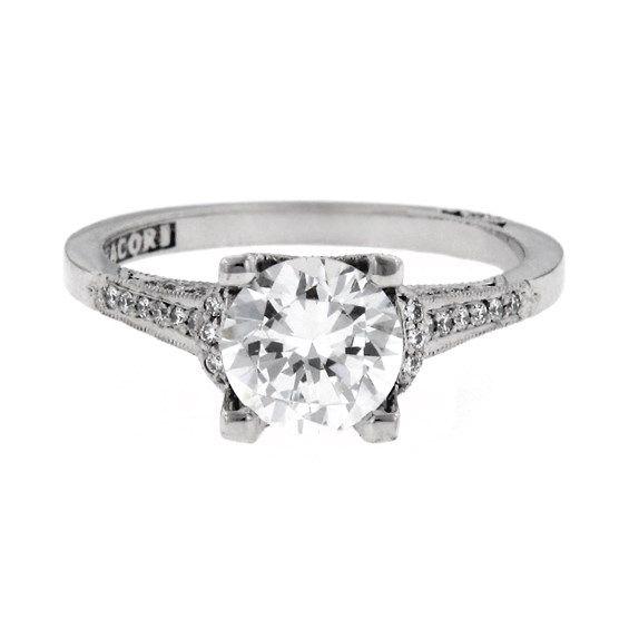 Tacori Engagement Ring 2604 Wedding Engagement Rings Tacori