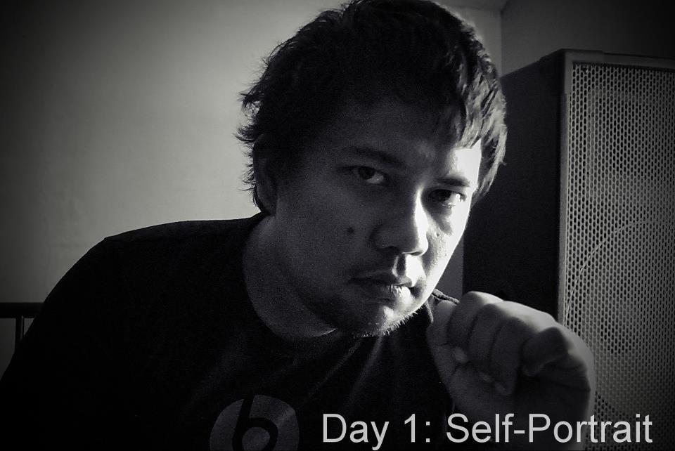 Self-Portrait...