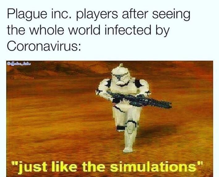 Classic Battlefront Memes That Are Just Like The Simulations We Ve All Seen Tons Of These Star Wars Battle Really Funny Memes Funny Relatable Memes Memes