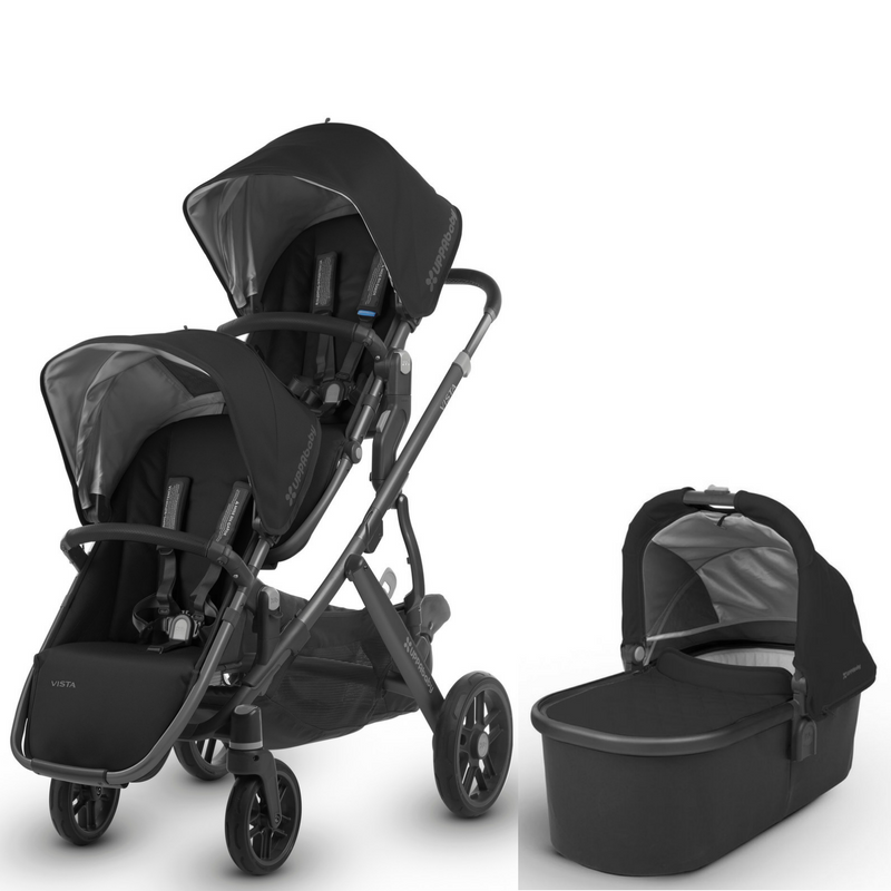 2019 UPPAbaby VISTA Double Stroller Double strollers