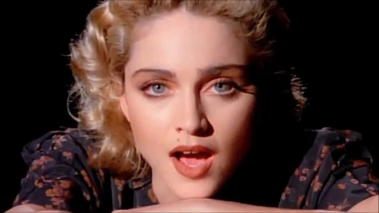 Madonna ~ Live To Tell (Official Music Video) HD