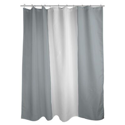 East Urban Home Oakland Football Single Shower Curtain Colour