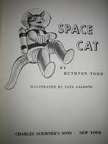 space cat ruthven todd - Buscar con Google