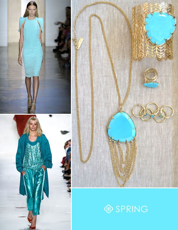 Kendra Scott Spring 2013 Jewelry Collection Sneak Peek Spring