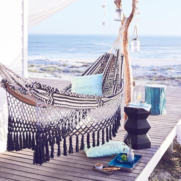 die sch nsten h ngematten zum bestellen boho stil. Black Bedroom Furniture Sets. Home Design Ideas