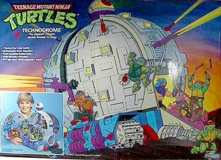 Like every other TMNT toy of the early 90s, I wanted this.