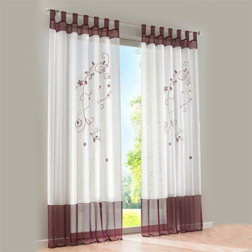 Bildergebnis für gardine als sichtschutz im schlafzimmer gardine - gardinen fürs schlafzimmer