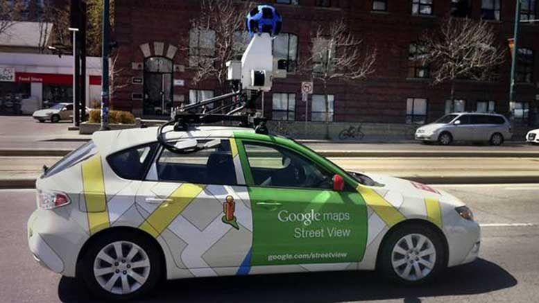 Googles street view camera received a massive update