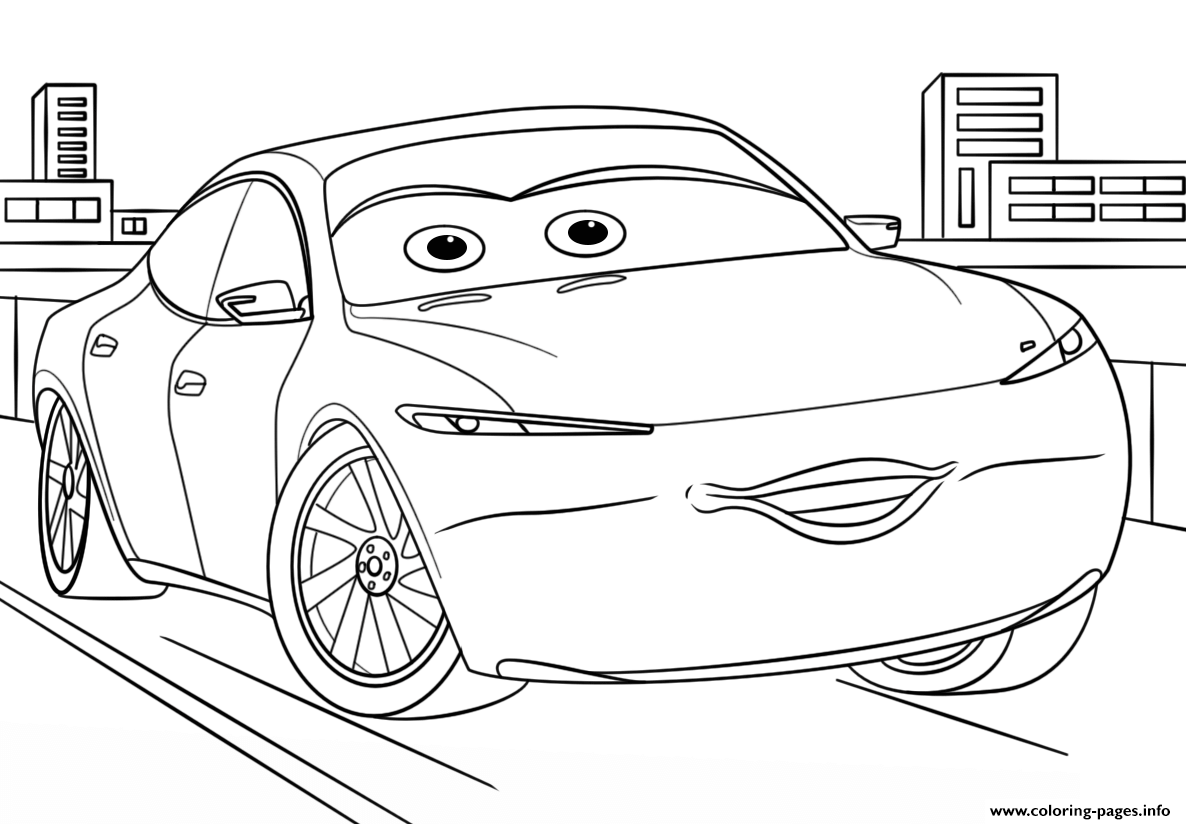 Fresh Coloring Pages Cars 3 Download Cars Coloring Pages Disney Coloring Pages Disney Colors