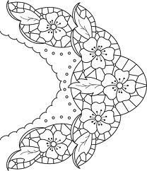 haft richelieu // cut work embroidery patterns - Google Search - Google Search