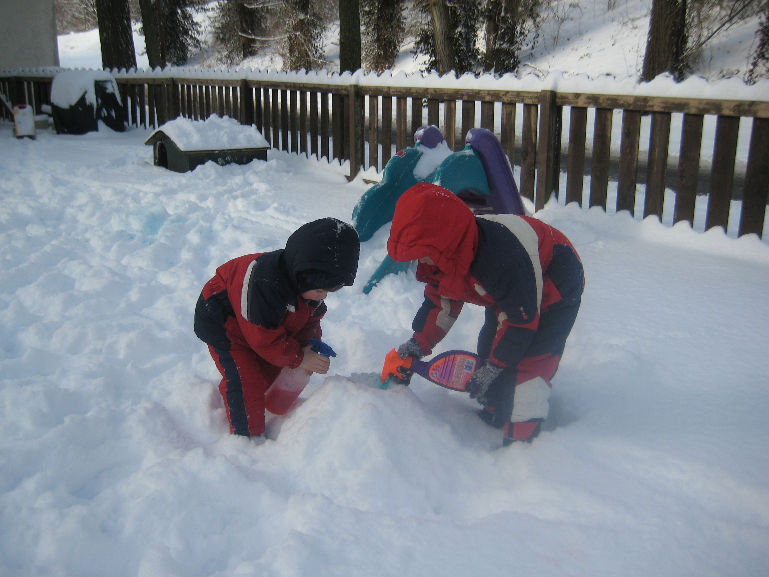 Snow Day Activities For Littles