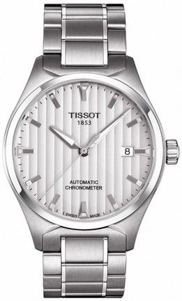 T-Tempo T060.408.11.031.00 COSC Chronometer Automatic Dial Mens Watch -commodityocean.com