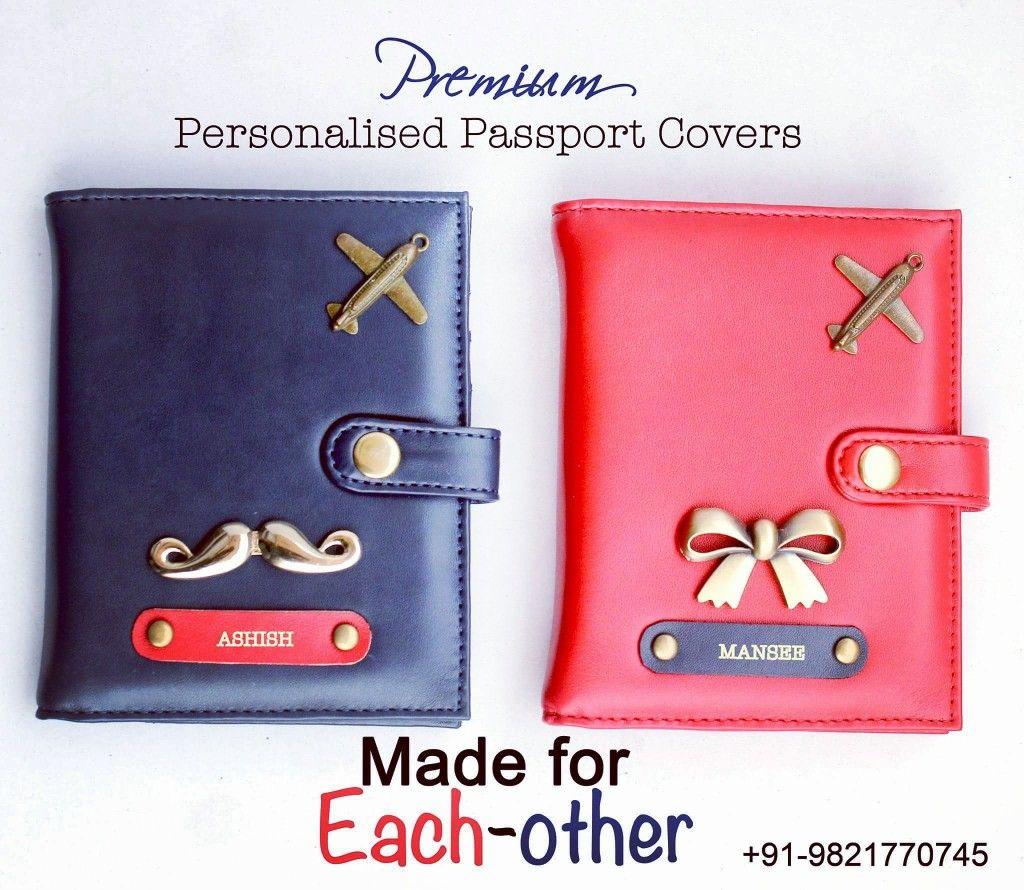 personalized #passport #cover #premium #weddinggiveaways #giveaway ...