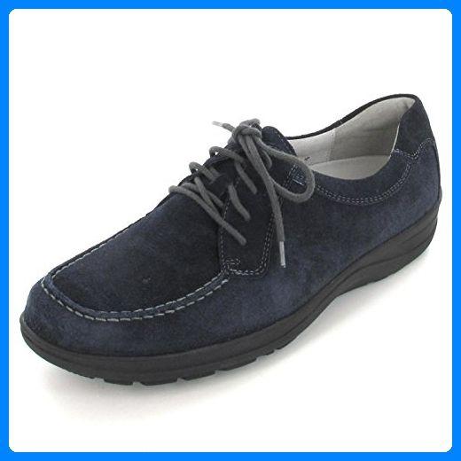 Waldlaufer Henda Damen Halbschuhe Blau Schuhe In H Weite Blau Deep Blue 41 Stiefel Fur Frauen Partner Link Blaue Schuhe Halbschuhe Oxford Schuh