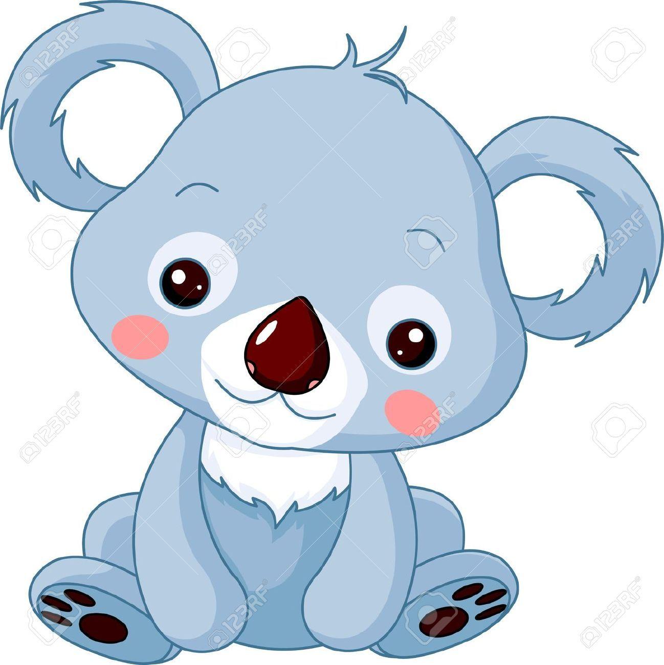 baby koala drawings google search kaiya pinterest baby koala rh pinterest com Penguin Clip Art Lion Clip Art