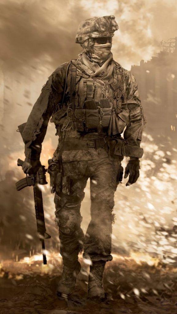 Call Of Duty Modern Warfare Hd Wallpapers Backgrounds Call Of Duty Modern Warfare Call Of Duty Black