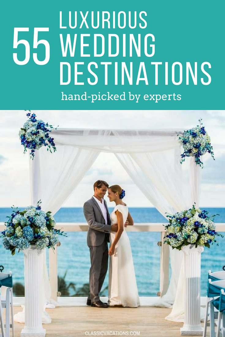 Stunning Locations For Destination Weddings Hand Picked By Travel Ex Beach Wedding Locations Destination Wedding Locations Beach Destination Wedding Caribbean
