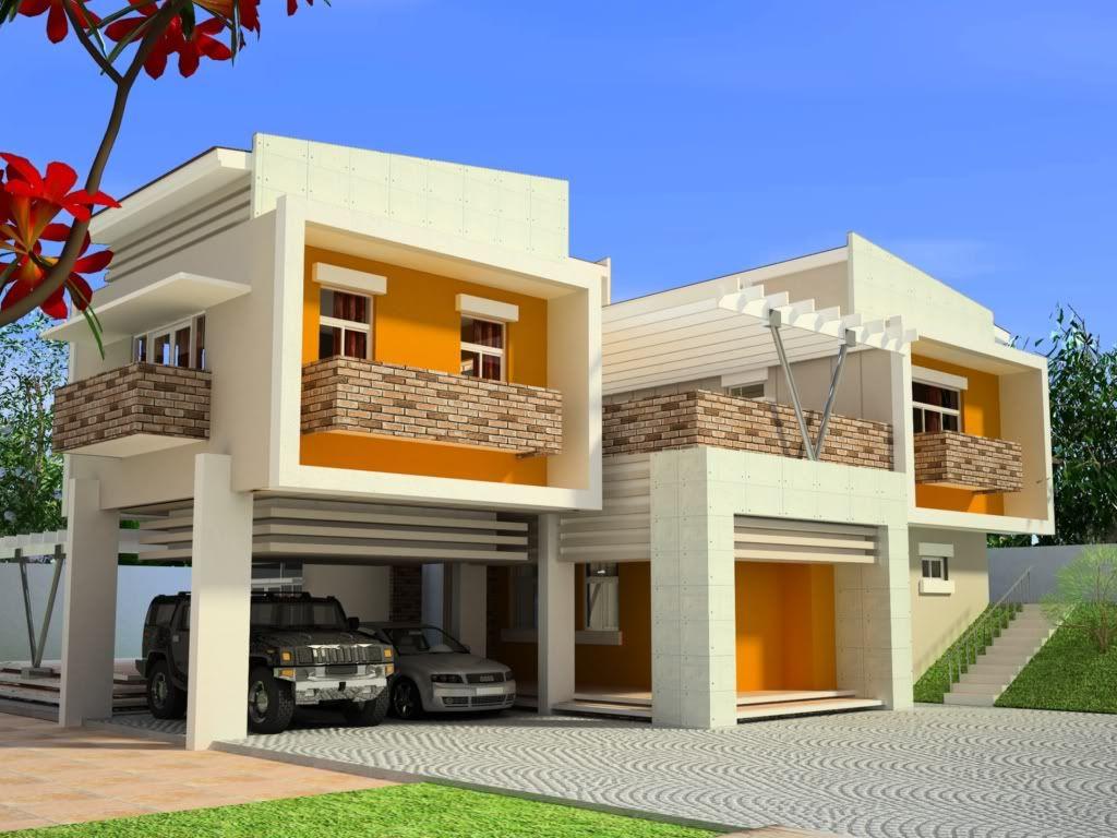Exterior Homes Designs Inspiration Interior Design Pinterest
