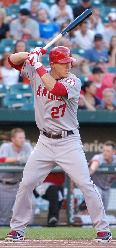 Mike Trout Wallpaper Images Of Mike Trout Wallpaper For