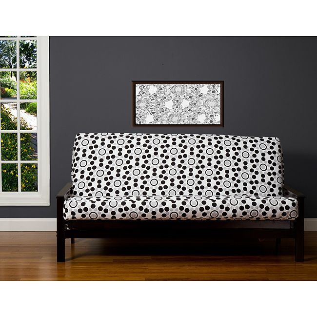 Add Some Polka Dot Pizzazz To Your Room With This Black And