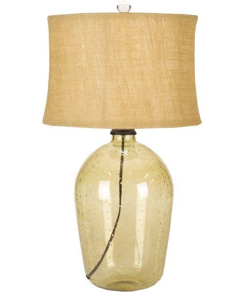 Surya Lmp 1001 Table Lamp Www Hayneedle Com Green Table Lamp Clear Glass Table Lamp Table Lamp
