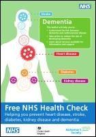 NHS Health Check - Dementia information leaflet