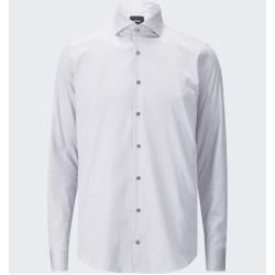 Shirts with a shark collar for men -  Shirt Sereno – Easy Iron, gray StrellsonStrellson  - #collar #...