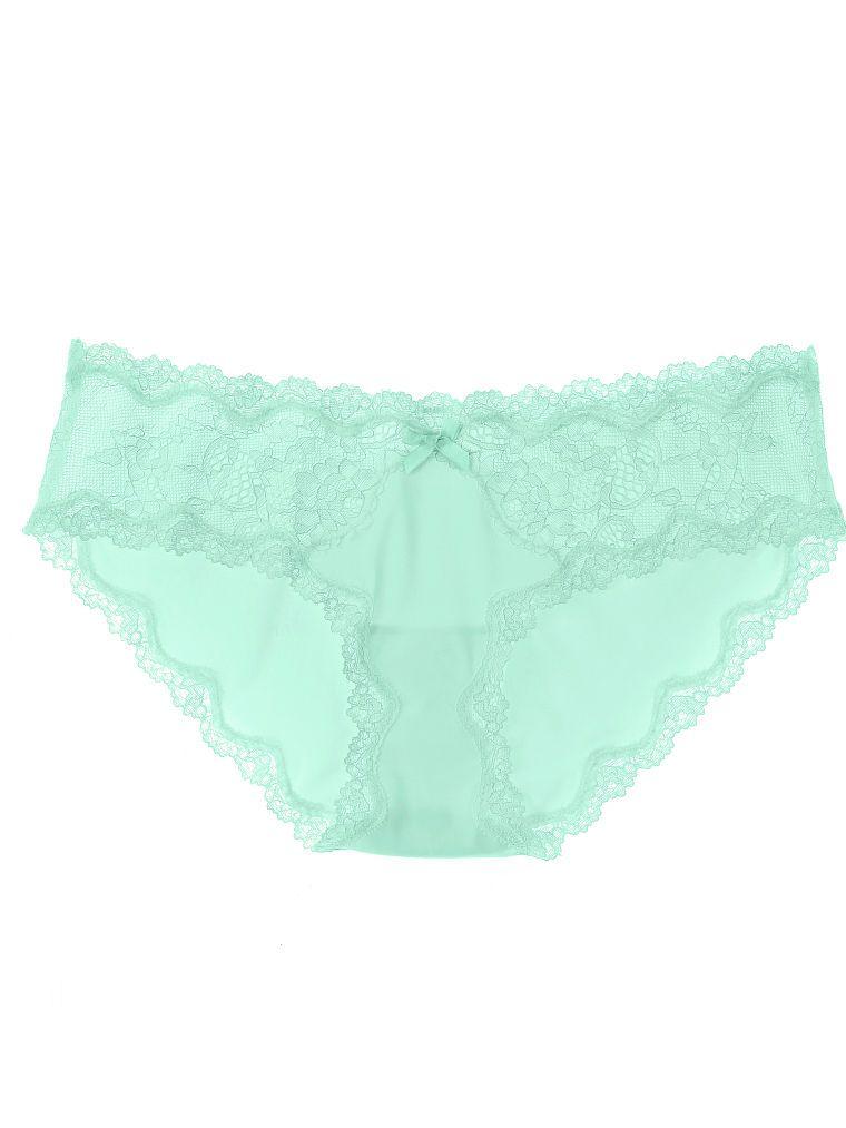 7994eab6f8 Lace-trim Hipkini Panty - Dream Angels - Victoria s Secret ...