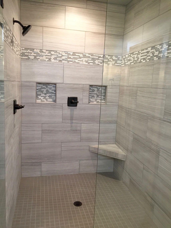 39 Most Popular Bathroom Tile Shower Designs Ideas | Bathroom